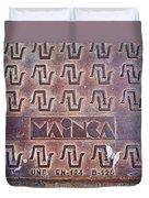 Mainca Landscape Duvet Cover