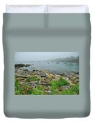 Maine Cove Duvet Cover