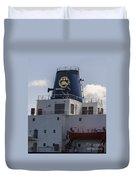 Maine Maritime Academy Duvet Cover