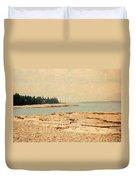 Maine Summer Duvet Cover
