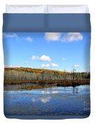 Maine's Beauty Duvet Cover