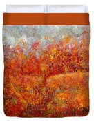 Majestic Autumn Duvet Cover