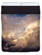 Majestic Clouds Duvet Cover