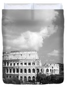 Majestic Colosseum Duvet Cover by Stefano Senise