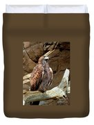 Majestic Eagle Duvet Cover