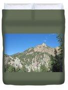 Majestic Eldorado Mountain Duvet Cover