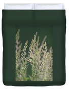 Majestic Grass Duvet Cover
