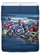 Majestic Motors Duvet Cover