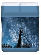 Majestic Nature On Beauty In Death Duvet Cover