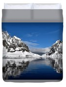 Majestic Reflection Duvet Cover