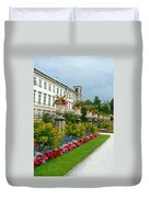 Majestic Salzburg Garden Duvet Cover