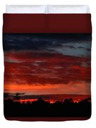Majestic Sunset 2 Duvet Cover