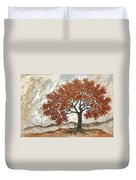 Majestic Tree Duvet Cover
