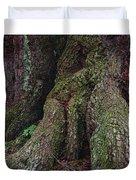 Majestic Tree Trunk Duvet Cover