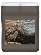 Majestic Wolf Duvet Cover