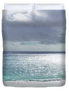 Makapuu Beach Oahu Hawaii Duvet Cover