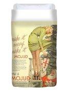 Make It Merry...make It Mojud Duvet Cover