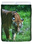 Malayan Tiger # 2 Duvet Cover