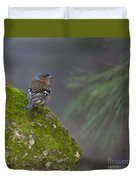 Male Common Chaffinch  Duvet Cover