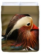 Male Mandarin Duck China Duvet Cover