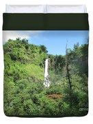 Malino, Waterfall Duvet Cover
