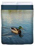 Mallarad Duck 1 Duvet Cover