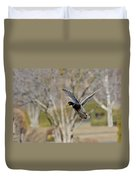 Mallard Approach Duvet Cover