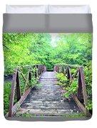 Mallory Bridge Duvet Cover