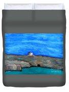 Malta 4 Duvet Cover
