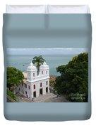 Mam Salvador Da Bahia - Brazil Duvet Cover