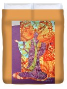 Mama Butterfly Duvet Cover