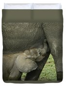 Mama's Milk Bar Duvet Cover