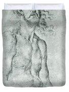 Man Of Sorrow 1522 Duvet Cover