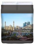 Manama Bahrain Duvet Cover