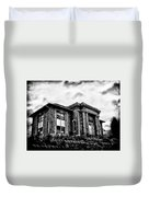Manayunk Branch Of The Free Library Of Philadelphia Duvet Cover
