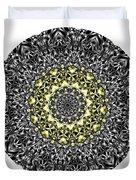 Mandala - Amulet 866 For Those Born In ..... Duvet Cover