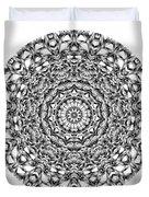 Mandala - Amulet 867 For Those Born In ..... Duvet Cover