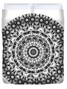 Mandala - Amulet 871 For Those Born In ..... Duvet Cover
