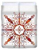 Mandala Art 2 Duvet Cover