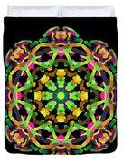 Mandala Image #14 Created On 2.26.2018 Duvet Cover