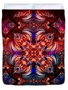 Mandala Magic Duvet Cover