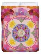 Mandala - Seeds Duvet Cover