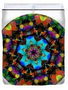 Mandala - Talisman 1101 - Order Your Talisman. Duvet Cover