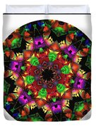 Mandala - Talisman 1105 - Order Your Talisman. Duvet Cover