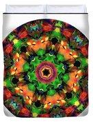 Mandala - Talisman 1106 - Order Your Talisman. Duvet Cover