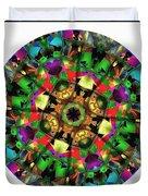 Mandala - Talisman 1108 - Order Your Talisman. Duvet Cover