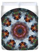 Mandala - Talisman 1112 - Order Your Talisman. Duvet Cover
