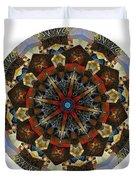 Mandala - Talisman 1123 - Order Your Talisman. Duvet Cover