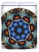 Mandala - Talisman 1124 - Order Your Talisman. Duvet Cover
