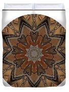 Mandala - Talisman 1333 Duvet Cover